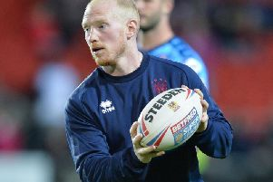 Liam Farrell wants another bash at Saints