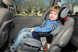 GMP found that many of the car seats it inspected were either faulty or not fitted properly