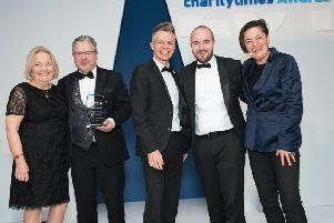 Community Integrated Care - Charity of the Year