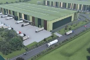 An artist impression of the development.