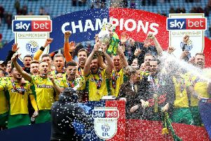 Where does each Championship team end up - according to Football Manager?