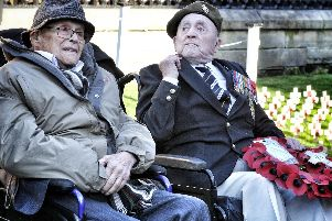 Wigan Remembrance Day Parade and Ceremony