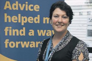 Citizens' Advice Wigan Borough chief officer Lisa Kidston