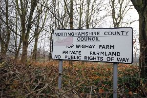 Top Wighay Farm on the Hucknall/Linby border is at the heart of another development controversy.