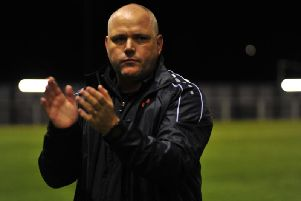 Jim Bentley takes his AFC Fylde side to Wrexham tonight