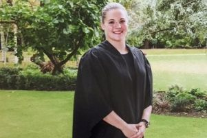 Saskia Jones, 23, of Stratford-upon-Avon, Warwickshire, who has been formally identified by the Metropolitan Police as the woman who died following the terrorist attack near to London Bridge on Friday.