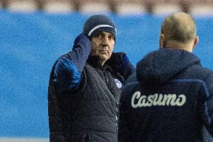 Paul Cook masterminded a giant-killing over Manchester City in the FA Cup two seasons ago