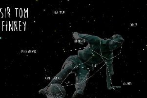 The Sir Tom Finney constellation
