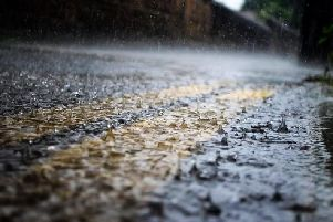 Wet and windy weather is forecast for polling day