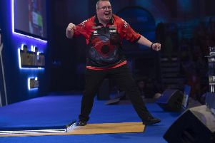 Stephen Bunting. Picture: PDC.TV