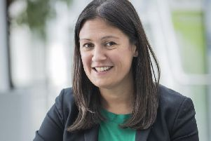 Wigan MP Lisa Nandy is standing for leadership