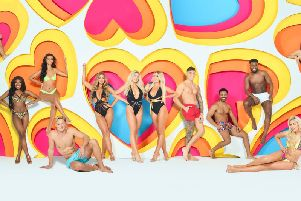 Callum Jones, Leanne Amaning, Sophie Piper, Ollie Williams, Shaughna Phillips, Jess Gale, Eve Gale, Connor Durman, Nas Majeed, Mike Boateng, Paige Turley and Siannise Fudge who are appearing on Love Island Winter 2020