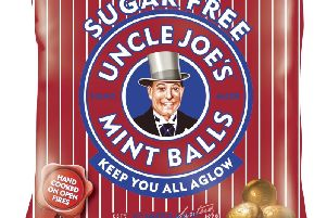 Sugar-free Uncle Joe's Mint Balls are growing in popularity