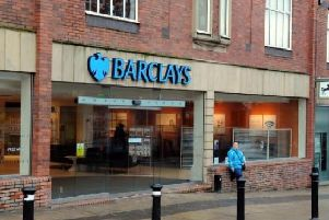 Barclays in Market Place, Wigan