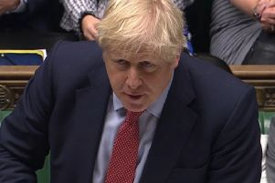 Three West Yorkshire MPs pressed Boris Johnson at Prime Minister's Questions over Northern rail services.