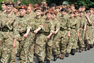 Last year's Wigan Armed Forces Day