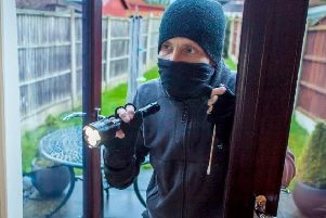 Closing windows and doors when they are not in use will help deter opportunist burglars.