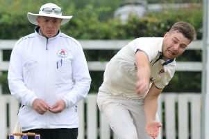 Jon Millward and his Longridge CC team-mates are within touching distance of the Palace Shield title