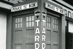 A writer complains about the new Tardis in Doctor Who
