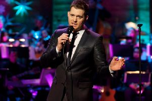 Michael Buble has announced an arena tour of the UK.