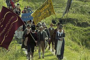 Will you be watching Peterloo?