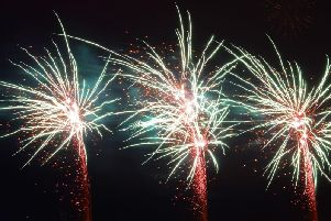What do you think of fireworks? See letter