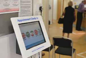 Patients are getting better access to GP appointments. Photo: PA/Anthony Devlin