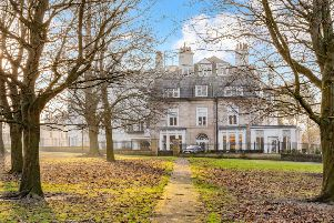 Holderness House, Harrogate, which is for let at �10,000 pcm with www.carterjonas.co.uk