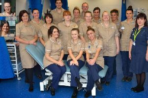 The nursing associates