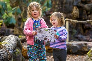 Daily garden trail at Harlow Carr