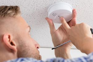 New research has shown homewoners in the north west do not know how to check a smoke alarm still works