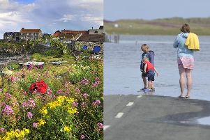 Some of Northumberland's favourite destinations. Pictures Jane Coltman