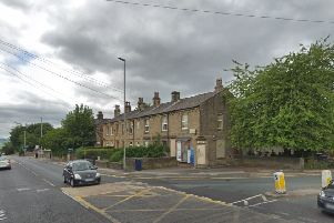 Leeds Road at the junction Bennett Lane, Dewsbury. Picture: Google.