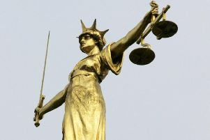 Man, 87, violently attacked after 'friendly' approach to intruders, jury told