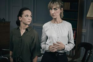 Katherine Kelly and Molly Windsor star in Cheat.