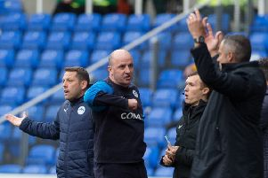 Paul Cook was not a happy man at Reading