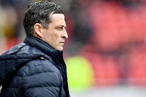 Jack Ross will feel his side are in a good position to achieve promotion