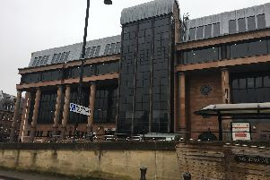 He was sentenced at Newcastle Crown Court.