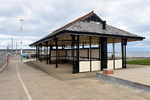 Improvement project plans for Seaburn could see the shelter redeveloped as a new space for a business.