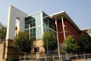 The case was heard at Chesterfield magistrates' court.
