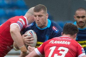 Match day admission was 27 for adult Wigan Warriors fans at Salford on Sunday