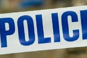 Police were called after two men were stabbed