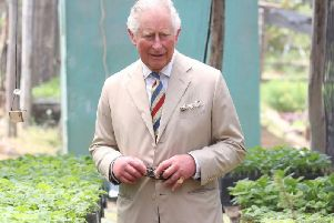 HRH Prince Charles is coming to Wigan