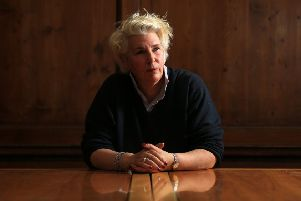 Interview with Sheffield barrister Kath Goddard at Bank House Chambers.