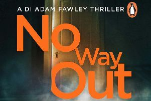 No Way Out by Cara Hunter
