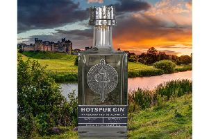 Hotspur Gin, which is launched on April 19, 2019.