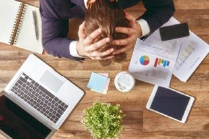 Stress in the workplace is on the increase