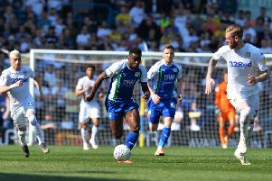 Latics took a huge step towards safety against Leeds United