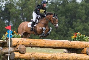 DEFENDING CHAMPIONS: Oliver Townend and Cooley Master Class. Picture by Trevor Holt.