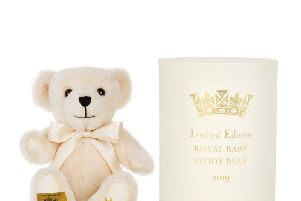 The new 'Royal Baby Bear 2019'